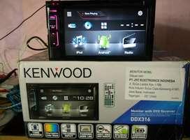 Kenwood 419bt dvd