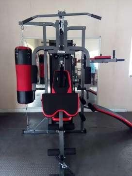 Home gym 3 sisi murah bergarasi