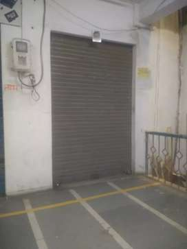 Fully furnished shop for retail & wholesale