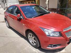 Chevrolet Cruze LTZ manual in excellent condition