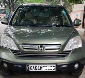 Honda CR-V 2.4 Manual, 2007, Petrol