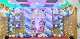 Balloon and Wedding Decoration