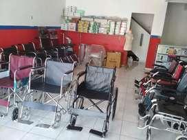 Toko kursi roda travelling dan standar