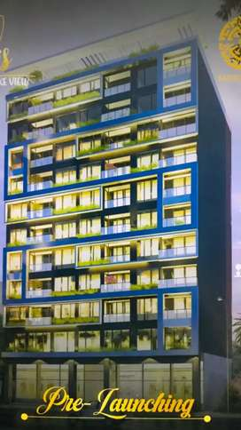 lis lake view Appartment & Showrooms  3 Years installment in bahria