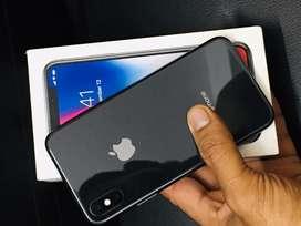 Iphone x 64 good condition