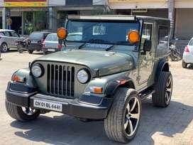 Mahindra Thar 2010-2015 4X4, 2015, Diesel