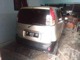 Dijual Hyundai Atoz G 1000 cc Manual thn 2002 Warna Coklat Metalik