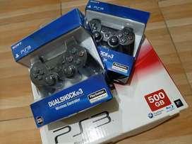 PS3 Slim 500gb kumplit