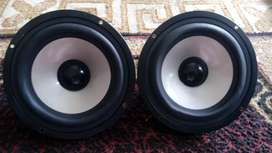 """6"""" speakers for car and home"""