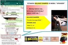 Buffer damper merk BALANCE DAMPER produck peredam mobil GARANSI 2th