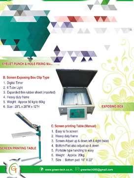 Exposure Box