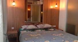 Sewa weekend 1 bedroom harian Gateway pasteur apartemen di bandung