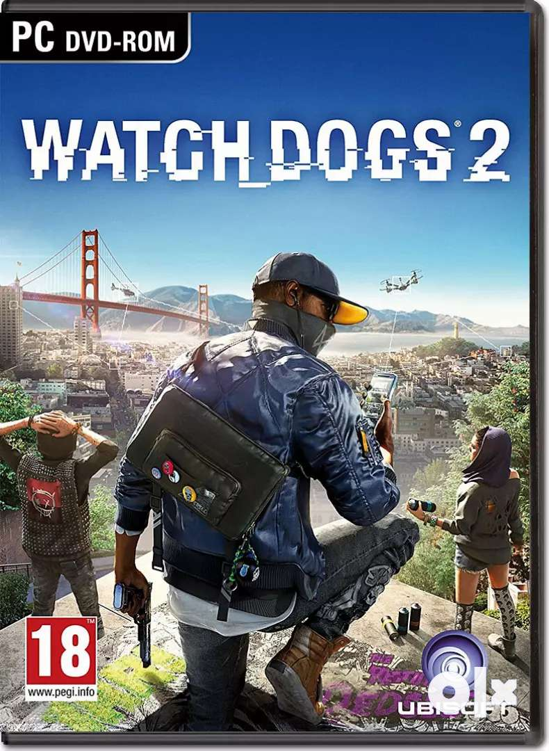 Watch dog 2  pc games available(negotiable) 0