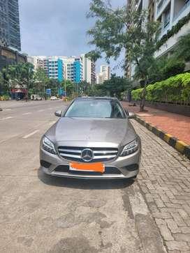 Mercedes-Benz C-Class C220 CDI, 2019, Diesel