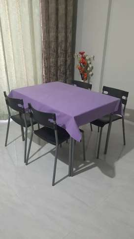 New 4 Seater Dining table set