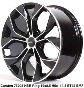 velg mobil civic camry alphard terios rush ring 19