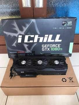 VGA Inno 3D Ichill 1080 Ti 11 GB