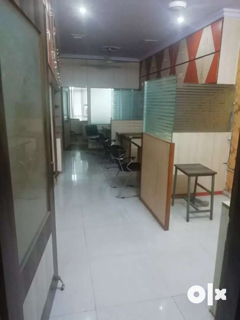 Vaishali 450 sq.ft Furnished office in Commercial Building Nurcery Cir 0