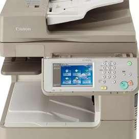 Jual mesin foto copy warna