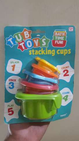 Tub toys for babies