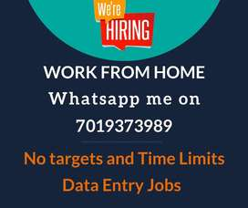 Only 20 vacancies. Part time data entry jobs. Apply Now
