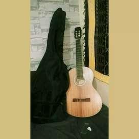 Gitar original akustik clasik cowboy