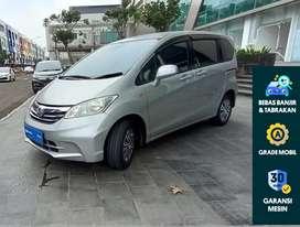 [OLX Autos] Honda Freed 1.5 Bensin A/T 2013 Silver #AutoBro