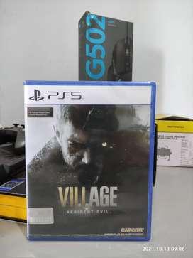 Resident evil village new PS5