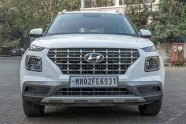 Hyundai Venue SX Turbo, 2019, Petrol