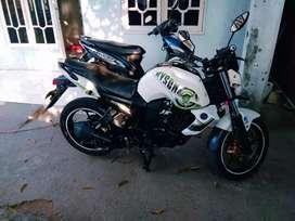 Yamaha Byson 2014 ( 10jt 2 motor ) BU