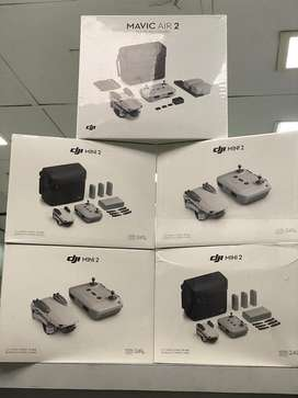 All range of drones available