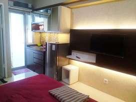 Tersedia educity apartemen type studio harian dan bulanan terpercaya