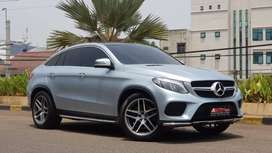 Mercedes Benz GLE400 Coupe AMG 2015/2016 Km 16Rb