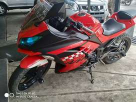 Kawasaki ninja Fi 250cc 2014 abs