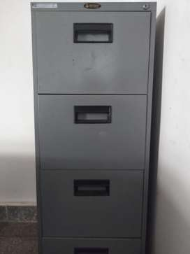 Filing Cabinet.  4 Drawers