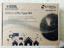 BSNL modem
