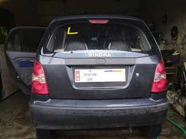 Hyundai Santro Xing 2008 CNG & Hybrids Good Condition
