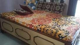 4 by 7 divan+ bed mattress