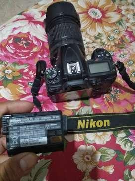 Jual kamera Nikon d7000