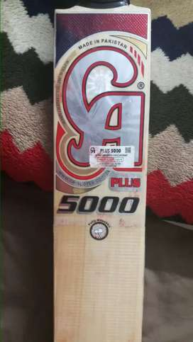CA 5000 original cricket bat