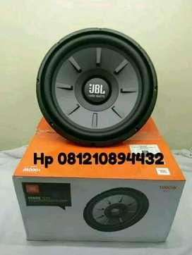 """Speaker subwoofer JBL 12"""" doubke coil"""