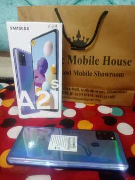Samsung A21s new condition