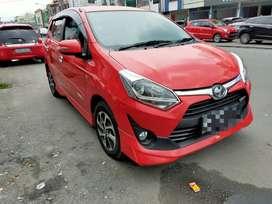 Toyota agya S TRD matic 2019