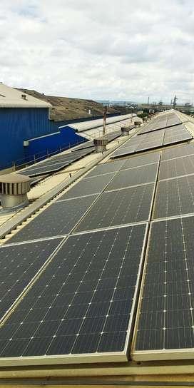 solar project installations