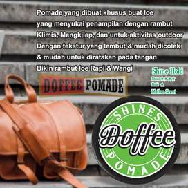 Pomade aroma dari Doffee Pomade aroma melon