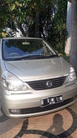 Dijual Nissan Serena HWS 2010/2011 AT