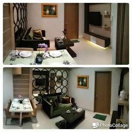 Oasis Apartemen Mahogany residence (murah, elegan dan asri)