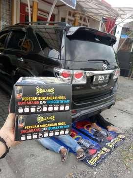 ATASI Mobil GRUDUK dg Peredam Guncangan Mobil BALANCE GARANSI 2TH