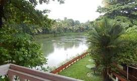 AMAZING 3 BHK RIVER VIEW VILLA FOR SALE IN PALAKKAD TOWN IN 5 CENT