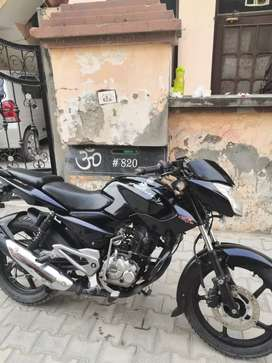 Pulsar 135  single hand driven. Very well maintained